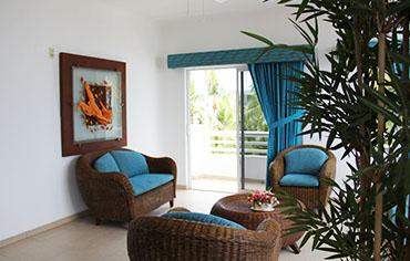 Hotel de Playa en Mexico